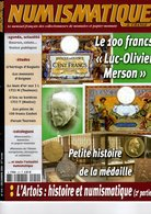 Numismatique Et Change Revue Mensuelle Année 2009 Ensemble De 11 Numéros  En Excellent état - Français