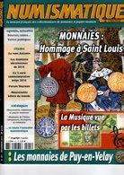 Numismatique Et Change Revue Mensuelle Année 2010 Ensemble De 11 Numéros  En Excellent état - Français