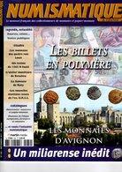 Numismatique Et Change Revue Mensuelle Année 2011 Ensemble De 11 Numéros  En Excellent état - Francés