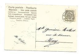 Sterstempel/cachet étoile/dépôt-relais * BIERWART  * 1907 - 1893-1907 Wappen