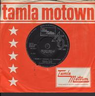 MARVIN GAYE - UK MOTOWN SINGLE 1968 - I HEAR IT THROUGH THE GRAPEVINE + NEED SOMEBODY - Rock