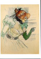 """CPM FRANCE NEUVE 1991 - """"AU STAR, LE HAVRE, 1899"""" DE HENRI DE TOULOUSE-LAUTREC - - Peintures & Tableaux"""