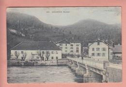 OLD POSTCARD - SWITZERLAND - SCHWEIZ -  SUISSE -    GOUMOIS SUISSE - LU Lucerne