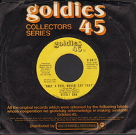 STEELY DAN - FR SINGLE ABC - GOLDIES 45 COLLECTORS SERIES  1973 - REELING IN THE YEARS + ONLY A FOOL WOULD SAY THAT - Rock