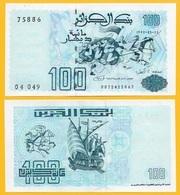 Algeria 100 Dinars P-137 1992 UNC - Algerien