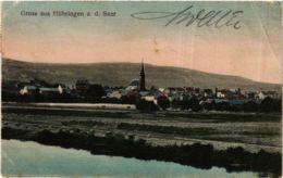 CPA AK Gruss Aus Hilbringen A.d.Saar GERMANY (950197) - Allemagne