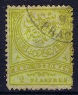 Ottoman Stamps With European CanceL  PRACHOVA - Gebruikt
