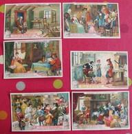 3 Chromo Liebig : La Vie De Rembrandt. 1906. S 863.  édition Française. + 3 Gratuites - Liebig
