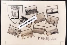 13 - MARTIGUES - MULTIVUES - ESSAI PHOTO POUR CREATION DE CARTES POSTALES - Martigues