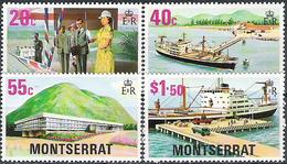 Montserrat N° 371/74 YVERT NEUF ** - Montserrat