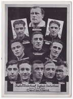 Dt.- Reich (001389) Propagandakarte Fussballländer- Kampf England- Deutschland Berlin 14.5.1938, Mit 3 Verschiedenen SST - Alemania