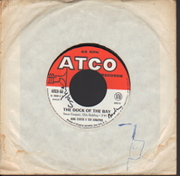 KING CURTIS & THE KINGPINS  FR SINGLE - THE DOCK OF THE BAY + THIS IS SOUL - Rock