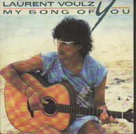 LAURENT VOULZY  FR SINGLE - MY SONG OF YOU + MY SONG OF YOU (ACOUSTIQUE) - Rock