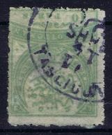 Ottoman Stamps With European CanceL  TACHLIDJA SERBIA - Gebruikt