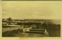 SYRIA - HOMS - PANORAMA E VEDUTA DEL PORTO - PHOTO ALBERT - 1930s (7053) - Siria