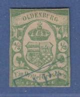 Altdeutschland Oldenburg Mi.-Nr. 10a Sauber Gestempelt  - Oldenbourg