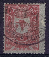 Ottoman Stamps With European CanceL ZUBEFTCHE - 1858-1921 Empire Ottoman