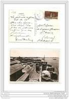 6456 AK/PC CARTE PHOTO986 DJIBOUTI LE PORT 1953 - Gibuti