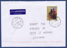 Brief In Die Schweiz (br8425) - 6. 1946-.. Repubblica
