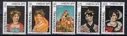 Luxemburg Y/T 948 / 952 (**) - Unused Stamps