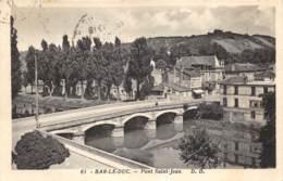 Bar-le-Duc - Pont Saint-Jean - Bar Le Duc