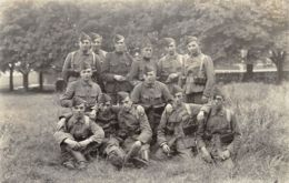 Carte-Photo - Militaire - Uniformes - Uniforms