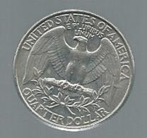 ETATS UNIS    QUARTER DOLLAR 1993 D - Pieb22504 - Federal Issues