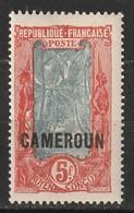 Cameroun N° 100 * - Kamerun (1915-1959)