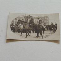 LIEGE-  Roi ALBERT Et La Reine à Cheval  -- Photo Celis Liège (non Envoyée). - Liege
