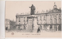 SP- 54 - NANCY - Statue Du Roi Stanislas - - Nancy