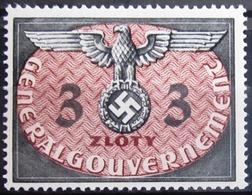 ALLEMAGNE Occupation En POLOGNE                   Service 23                      NEUF** - Occupation 1938-45