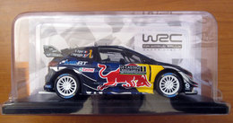 Ford Fiesta WRC Sébastien Ogier Montecarlo - HACHETTE 1:24 - Altri