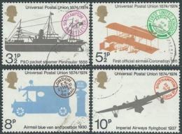 1974 GRAN BRETAGNA USATO UPU - RC5-5 - 1952-.... (Elisabetta II)