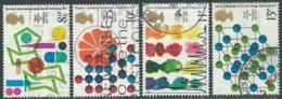 1977 GRAN BRETAGNA USATO ISTITUTO REALE DI CHIMICA - RC5-9 - 1952-.... (Elisabetta II)