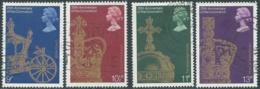 1978 GRAN BRETAGNA USATO INCORONAZIONE REGINA ELISABETTA II - RC5-10 - 1952-.... (Elisabetta II)