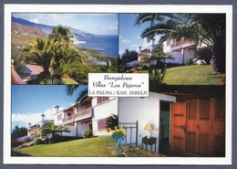 La Palma - Bungalows Villas Los Pajeros (Tarjeta Del Estante) - 4 Vistas - La Palma