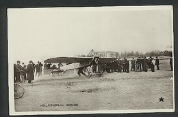 Monoplan Morane - ....-1914: Precursors
