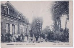 Annezin - Rue De La Barre. Animée, ± 1910 - France