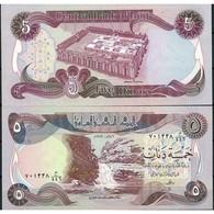 Billet Iraq 5 Dinars - Iraq