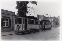 BRWK Opladen - Straßenbahn Emr.2 (sonderw)/emr.12 - Linie Opladen-Ohligs - Kleines Bild (8,0 X 5,5 Cm)(keine Postkarte) - Deutschland