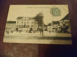 Puligny Place De L'ancien Cimetière - France