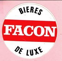 Sticker - BIERES DE LUXE - FACON - Stickers