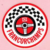 Sticker - FRANCORCHAMPS - Ola - Stickers