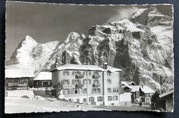 Mürren Hotel Bellevue/ Photo Gyger Adelboden - BE Berne
