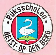 Sticker - Rijksscholen - HEIST-OP-DEN-BERG - Stickers