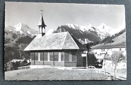 Mürren Katholische Kirche/  Photo Gyger Adelboden - BE Berne