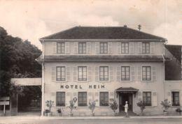 67-MOLSHEIM-HOTEL HEIM-N°T572-B/0359 - Molsheim