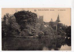 3 - SOLRE -SUR - SAMBRE  -  Le Château - Fort - Erquelinnes
