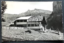 Gimmelwald Haus Der Jugendherberge/Photo Gyger Adelboden - BE Berne