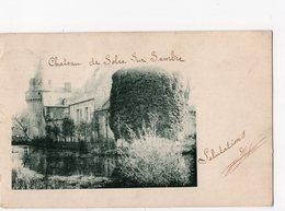5 - SOLRE -SUR - SAMBRE  -  Le Château - Erquelinnes